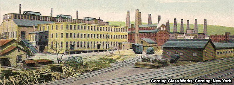 Corning Glass Works, Corning, New York